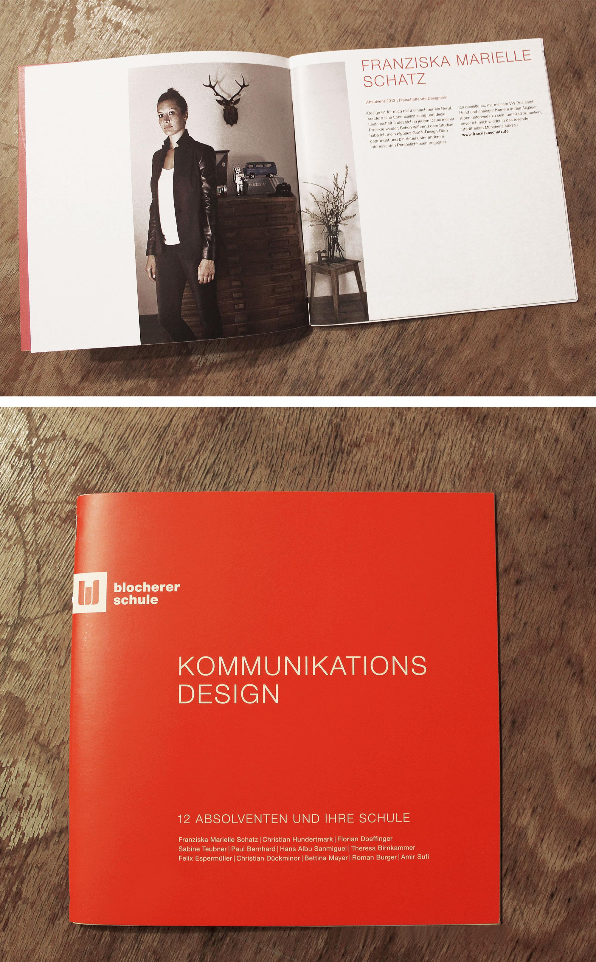 Franziska Schatz Grafik Design | Kommunikationsdesign | Editorial Design | Logo | Branding | Corporate Design | Identity | Werbung | Werbeagentur | Kaufbeuren | Allgäu
