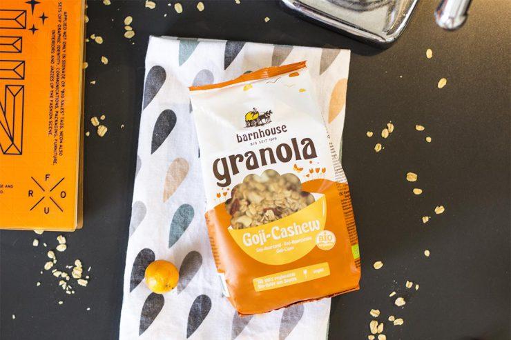 Granola Verpackungen