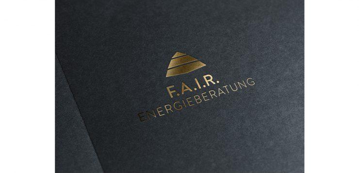 Branding F.A.I.R. Energie